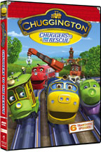 CHUGGINGTON: CHUGGERS TO THE RESCUE cover image