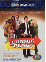 CHANGE OF PLANS cover image