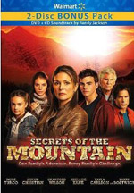 SECRETS OF THE MOUNTAIN cover image