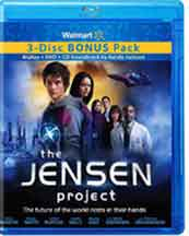 JENSEN PROJECT, THE cover image