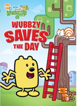 WOW! WOW! WUBBZY!: WUBBZY SAVES THE DAY cover image
