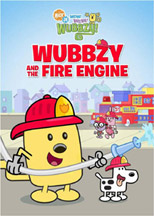 WOW! WOW! WUBBZY!: WUBBZY & THE FIRE ENGINE cover image