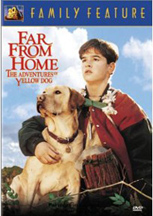 FAR FROM HOME: THE ADVENTURES OF YELLOW DOG (HDNET MOVIES) cover image