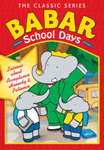 BABAR: SCHOOL DAYS cover image
