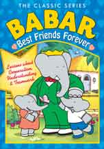 BABAR: BEST FRIENDS FOREVER cover image