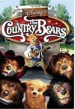 COUNTRY BEARS, THE cover image