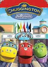 CHUGGINGTON: THE CHUGGER CHAMPIONSHIP cover image
