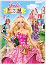 BARBIE: PRINCESS CHARM SCHOOL cover image