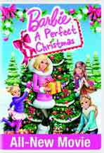 BARBIE: A PERFECT CHRISTMAS cover image