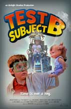 TEST SUBJECT B cover image