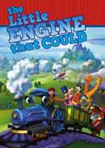 LITTLE ENGINE THAT COULD, THE (HDNET) cover image