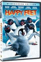 HAPPY FEET cover image