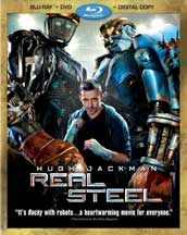 REAL STEEL cover image
