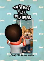 STRANGE TALE OF BILLY BARKER, THE cover image