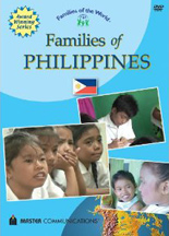 FAMILIES OF THE PHILIPPINES cover image