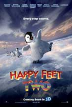 HAPPY FEET TWO cover image