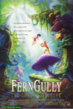 FERNGULLY: THE LAST RAINFOREST (HDNET) cover image