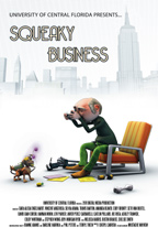 SQUEAKY BUSINESS cover image