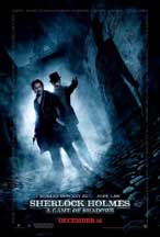 SHERLOCK HOLMES: A GAME OF SHADOWS cover image