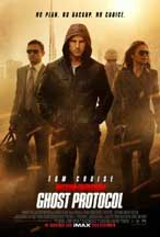 MISSION: IMPOSSIBLE - GHOST PROTOCOL cover image