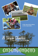 SIMPLE QUESTION, A cover image
