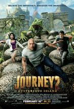 JOURNEY 2: THE MYSTERIOUS ISLAND cover image