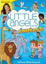 LITTLE ANGELS: ANIMALS cover image