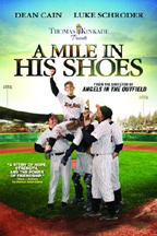 MILE IN HIS SHOES cover image