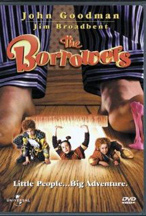 BORROWERS, THE (HDNET) cover image