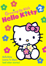 GROWING UP WITH HELLO KITTY 2 cover image