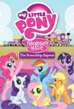 MY LITTLE PONY FRIENDSHIP IS MAGIC: THE FRIENDSHIP EXPRESS cover image