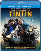 ADVENTURES OF TINTIN, THE cover image