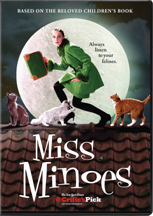 MISS MINOES cover image