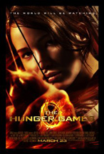 HUNGER GAMES, THE cover image