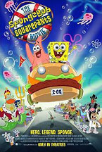 SPONGEBOB SQUAREPANTS MOVIE, THE (HDNET 2012) cover image