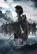 SNOW WHITE AND THE HUNTSMAN cover image