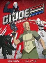 G.I. JOE RENEGADES: SEASON 1, VOLUME 1 cover image
