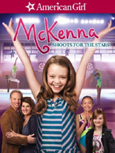AMERICAN GIRL, AN: MCKENNA SHOOTS FOR THE STARS cover image
