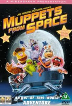 MUPPETS FROM SPACE (HDNET) cover image