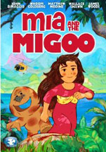 MIA AND THE MIGOO cover image