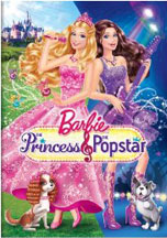 BARBIE: THE PRINCESS & THE POPSTAR cover image