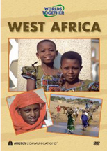 WORLDS TOGETHER: WEST AFRICA cover image