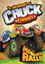 ADVENTURES OF CHUCK AND FRIENDS: MONSTER RALLY