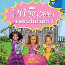 MOEY'S MUSIC PARTY: PRINCESS REVOLUTION
