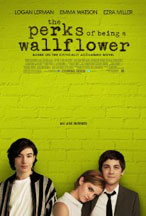 PERKS OF BEING A WALLFLOWER, THE cover image