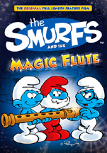 SMURFS AND THE MAGIC FLUTE, THE cover image