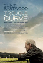 TROUBLE WITH THE CURVE cover image