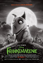 FRANKENWEENIE cover image