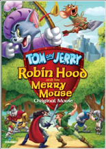 TOM & JERRY: ROBIN HOOD AND HIS MERRY MOUSE cover image