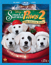 SANTA PAWS 2: THE SANTA PUPS cover image